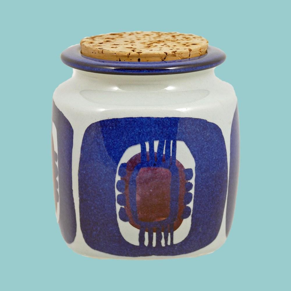Royal Copenhagen Storage Jar