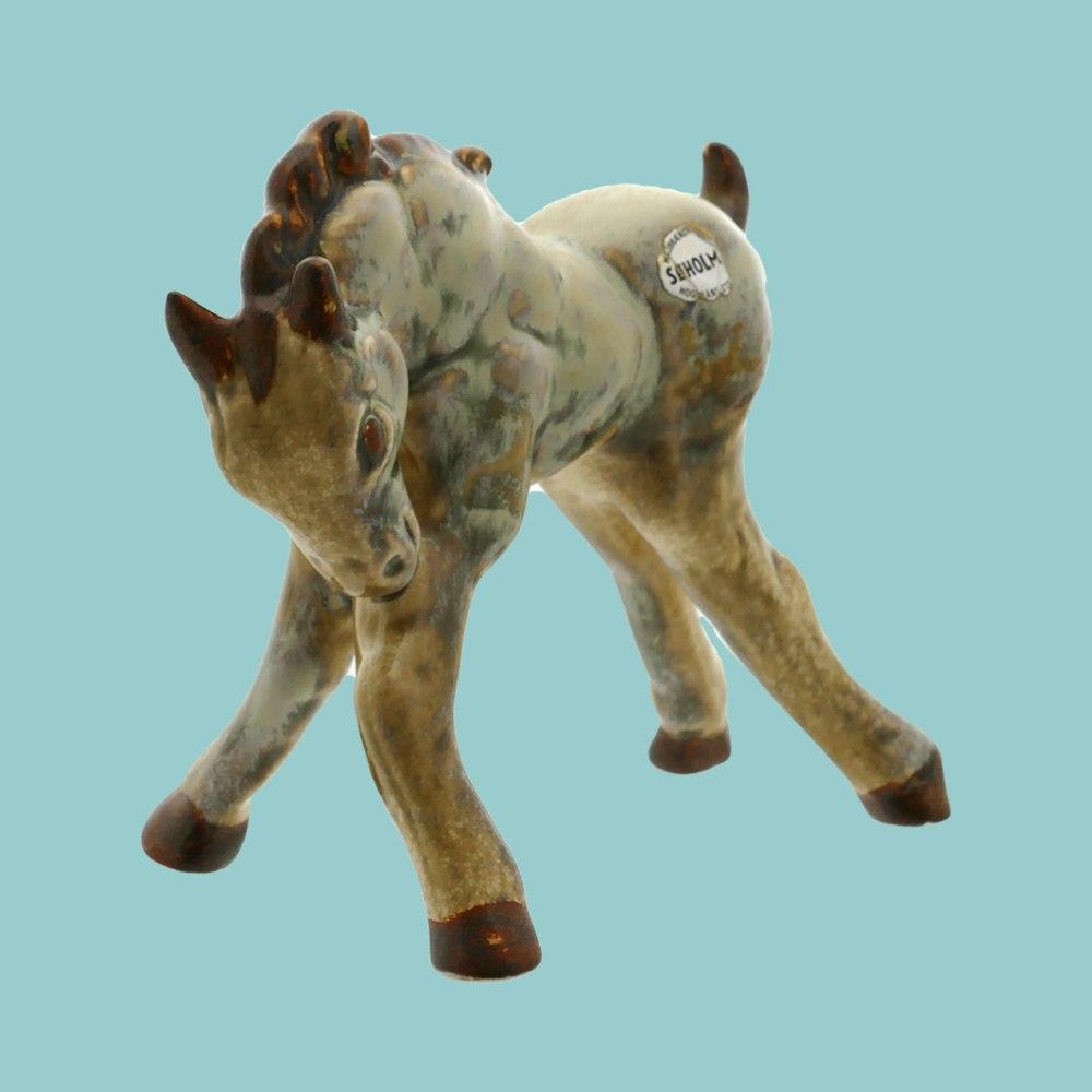 Vintage Soholm Foal 666 F2