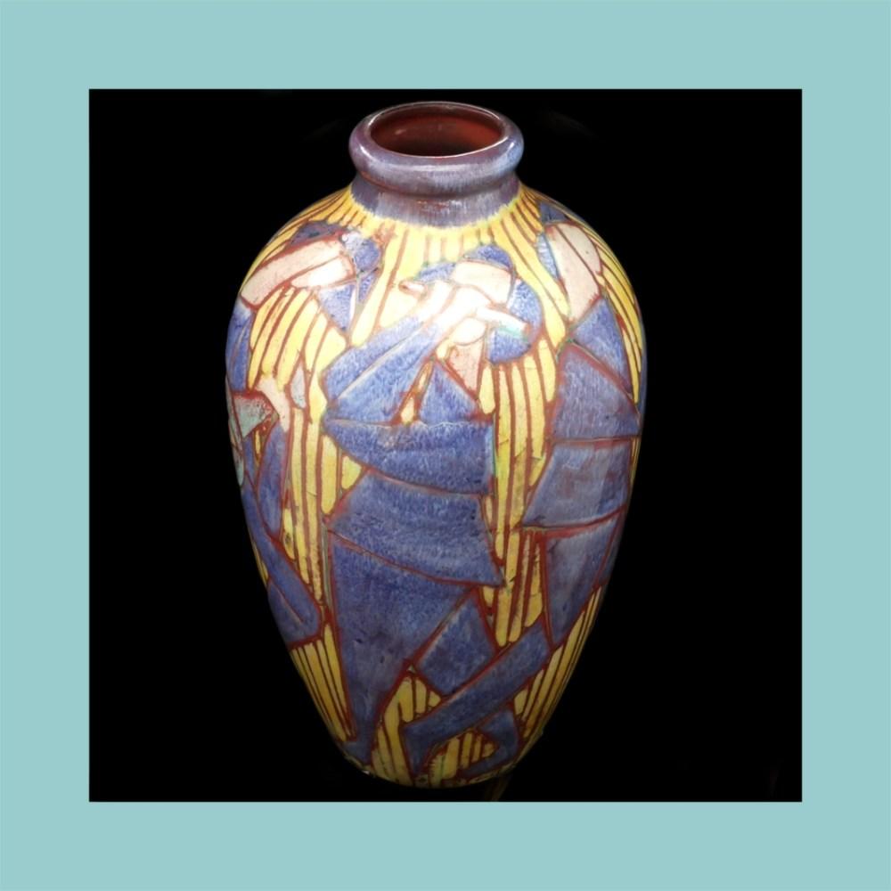MAS Persia Floor Vase F3