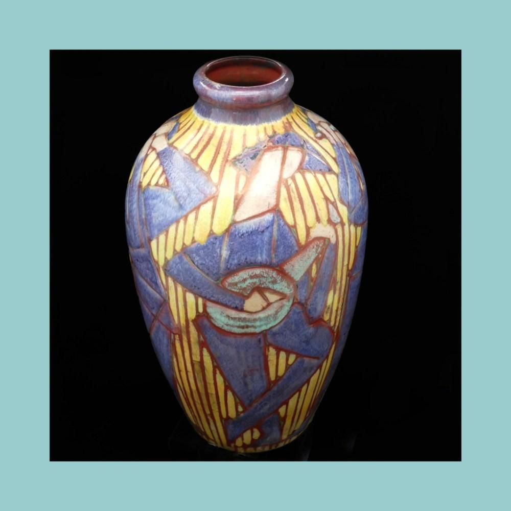 MAS Persia Floor Vase F4