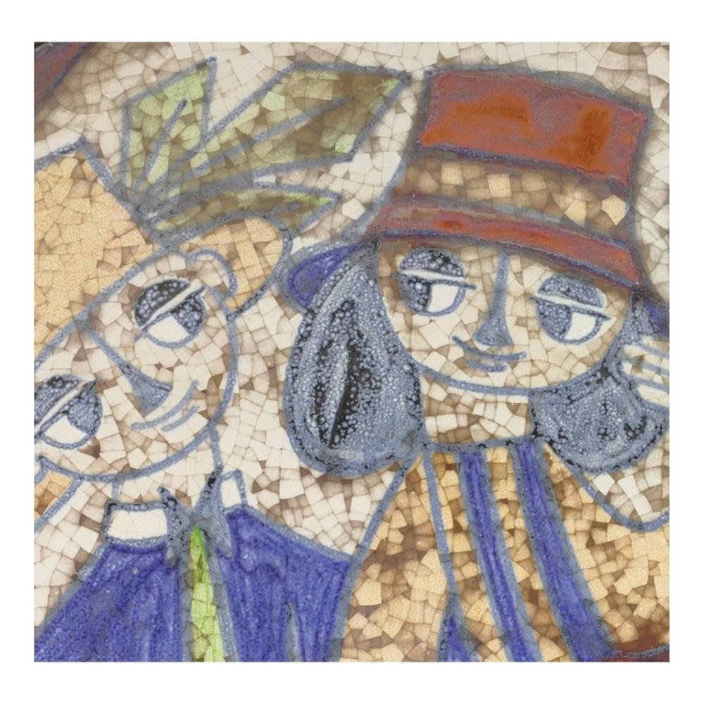 Wall Decor MAandS Persia 4106 Detail