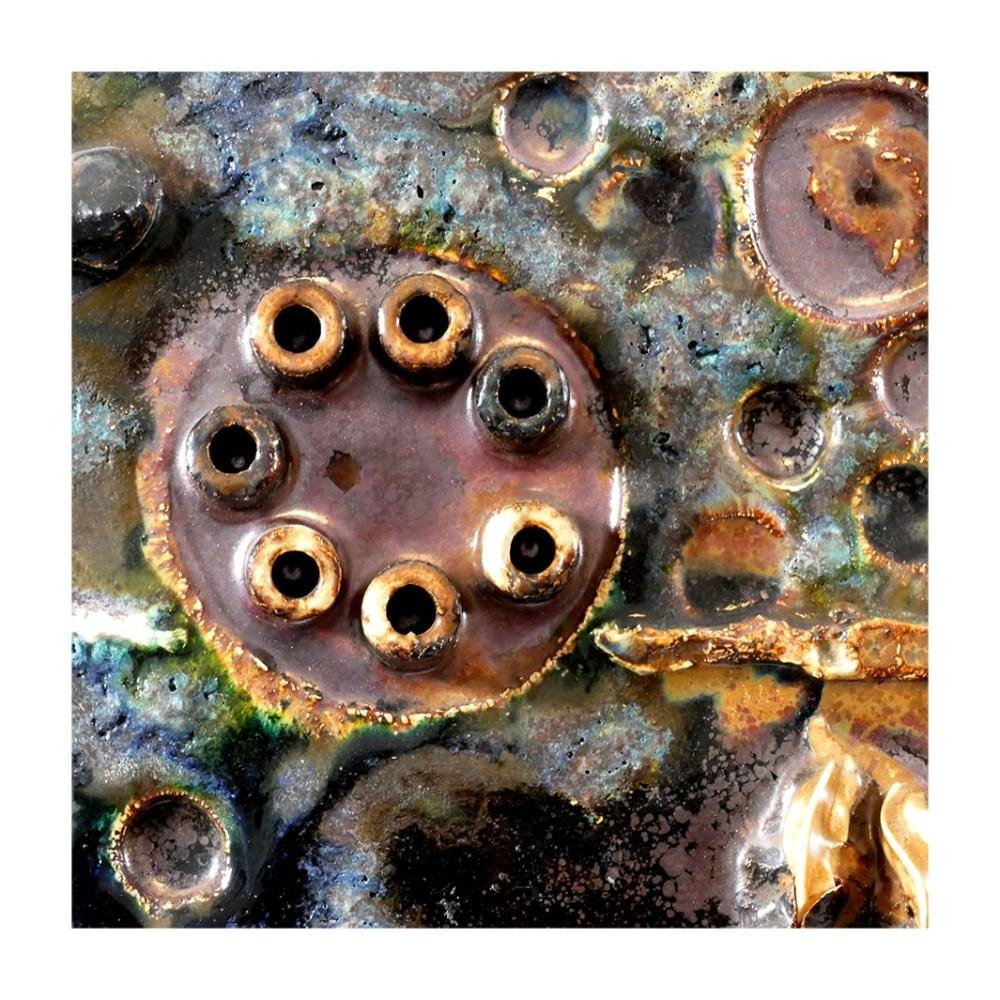 Schaffenacker Abstract Wall Decor Very large Detail 1