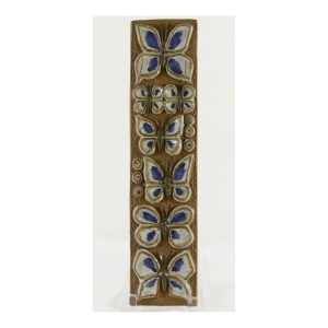 Butterfly Plaque MAS Front