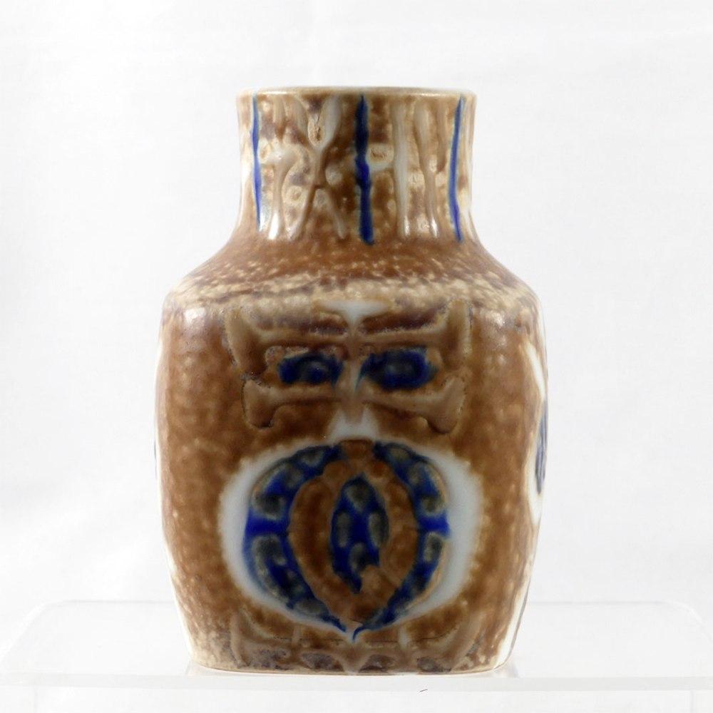 Royal Copenhagen Square Bottle Vase F3