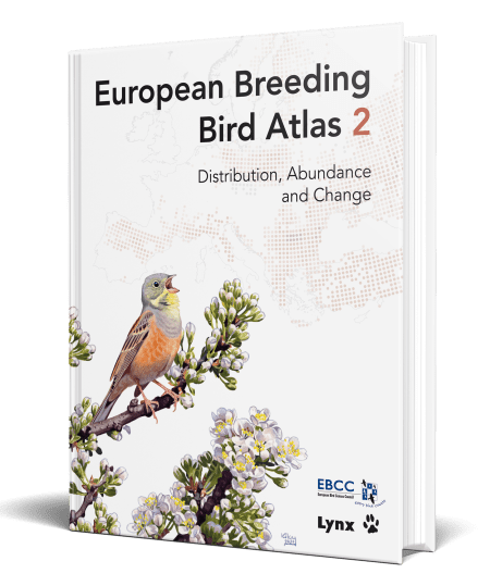 European Breeding Bird Atlas 2