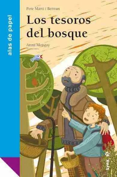Los tesoros del bosque book cover image