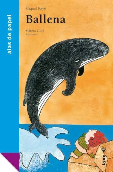 Ballena book cover image