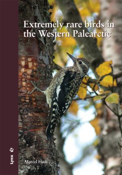 Extremely Rare Birds in the Western Palearctic book cover image