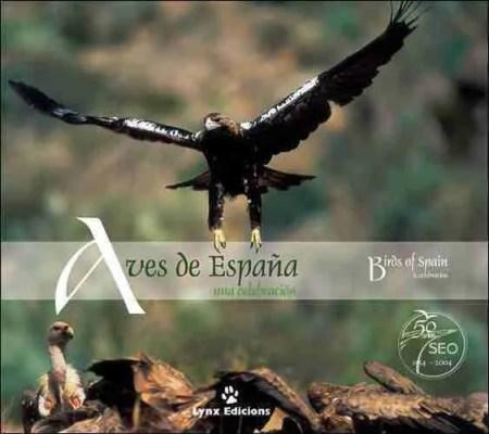 Aves de España. Una Celebración book cover image