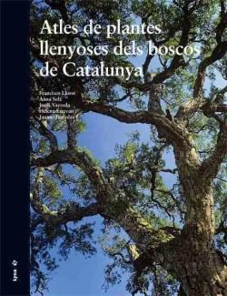 Atles de plantes llenyoses dels boscos de Catalunya book cover image