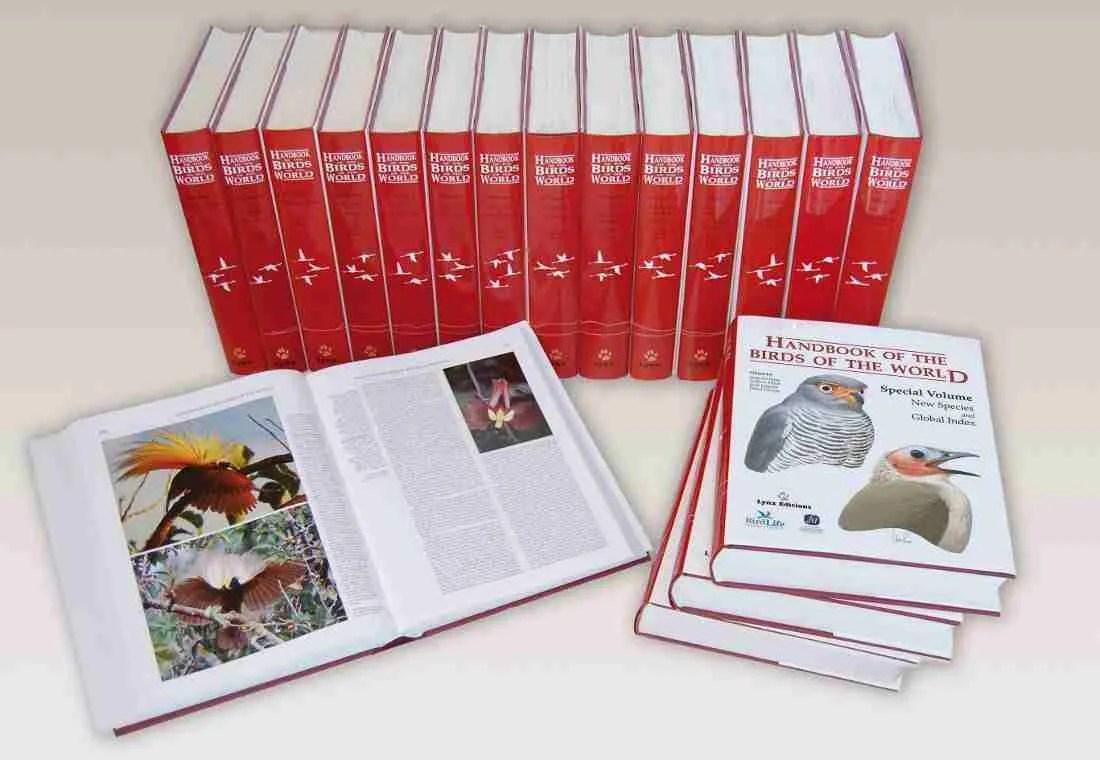 Birds Of The World Book