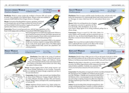 The American Bird Conservancy Guide to Bird Conservation sample page