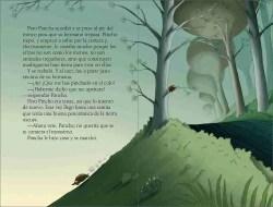 Los erizos y la tierra oscura sample page