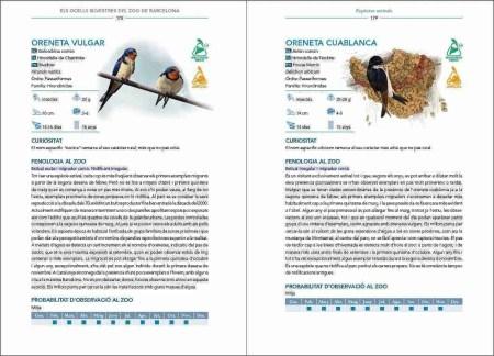 Els ocells silvestres del Zoo de Barcelona sample page
