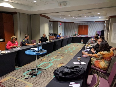 Presentation at the Orlando Gateway Guardian Meeting