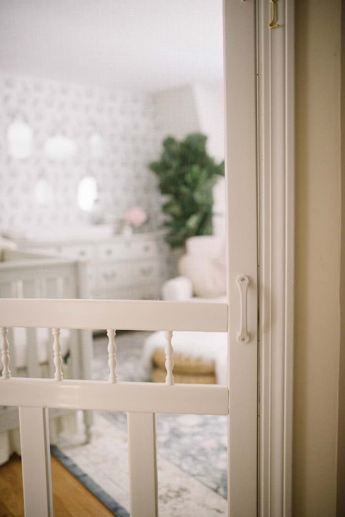 5 Reasons To Put A Screen Door On Your Babys Room Lynzy