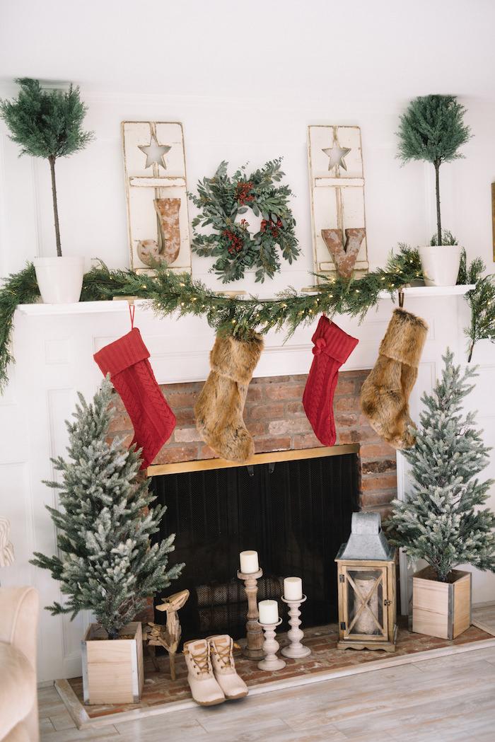 Christmas Home Tour Lynzy Amp Co