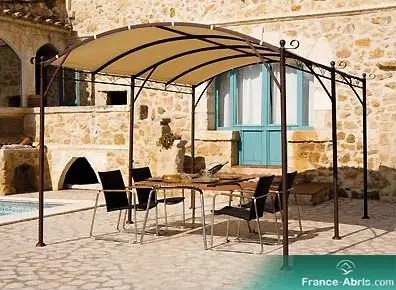 tonnelle ou pergola la question se