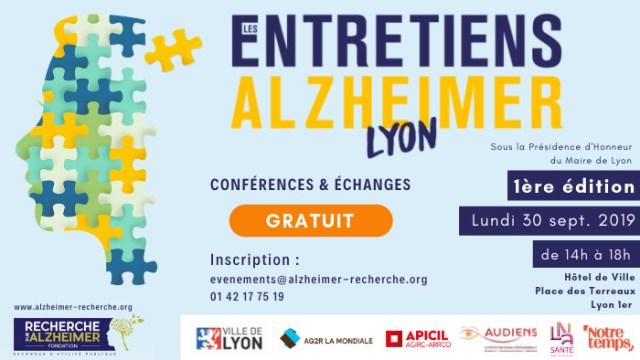 Entretiens Alzheimer