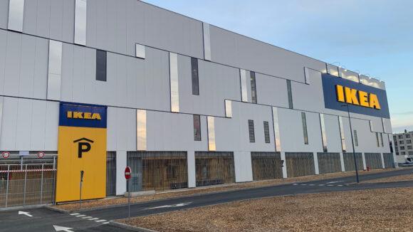 Quand Le Ikea De Lyon Vénissieux Va T Il Ouvrir Ses Portes