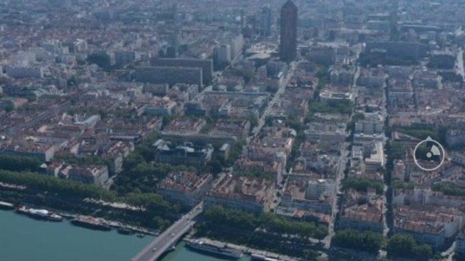 pollution aux particules sur Lyon