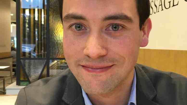 Clément Charlieu Nouvel Elan désormais investi par Les Républicains