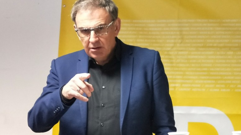 David Kimelfeld veut davantage exploiter le Rhône et la Saône