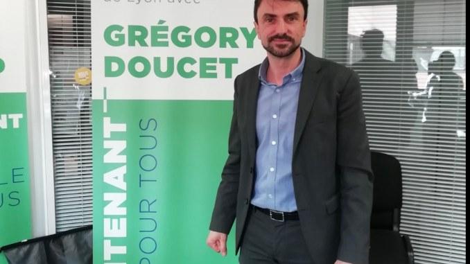 Grégory Doucet présente son programme pour la culture