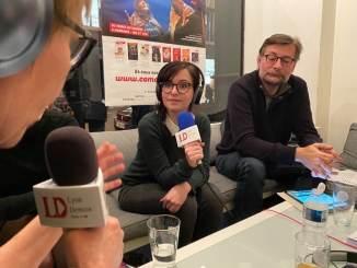 Fanny Vella est illustratrice et auteure de la BD Le Seuil