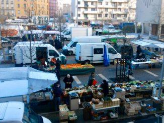Villeurbanne: certains marchés de Villeurbanne supprimés