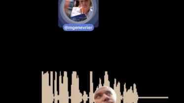 un live audio sur Twitter pour les confinés à Lyon