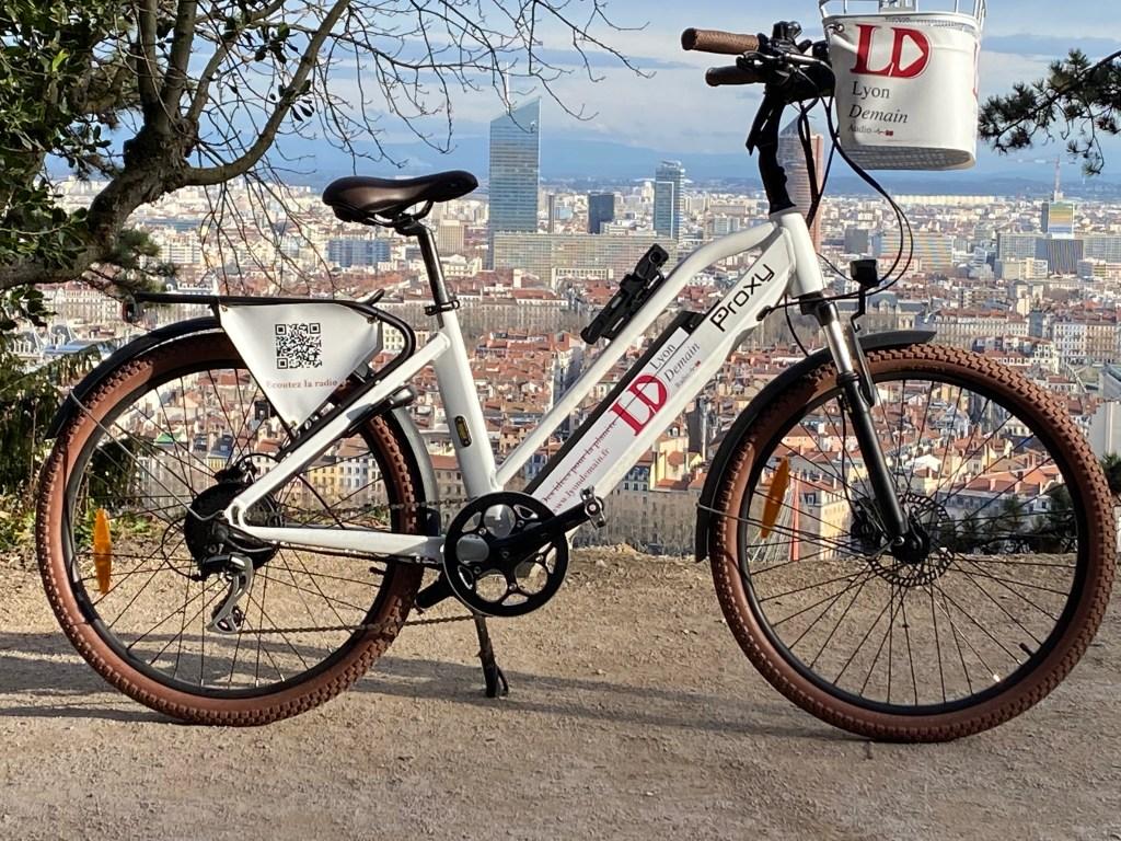 La Métropole de Lyon porte à 500 euros l'aide à l'achat d'un vélo électique, cargo ou pliant