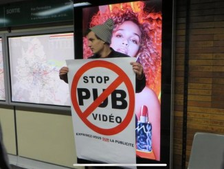 Publicité : le collectif Plein La Vue dénonce les cadeaux du SYTRAL à ClearChannel