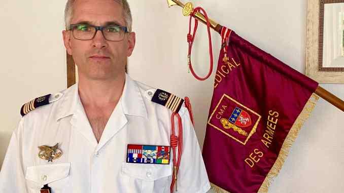 Résilience : le service de santé des armées mobilisé