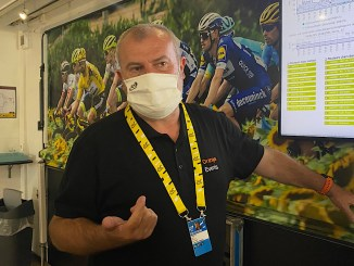 Les coulisses du Tour de France