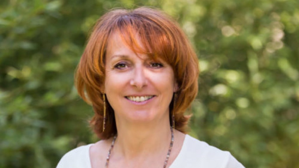 Sandrine Vaujany thérapeute holistique, massages Tuina participe au salon Iris Bien-Être Bio et Thérapies à Villeurbanne
