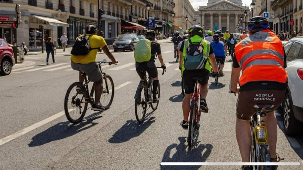 redécouvrir Lyon et les bienfaits du vélo