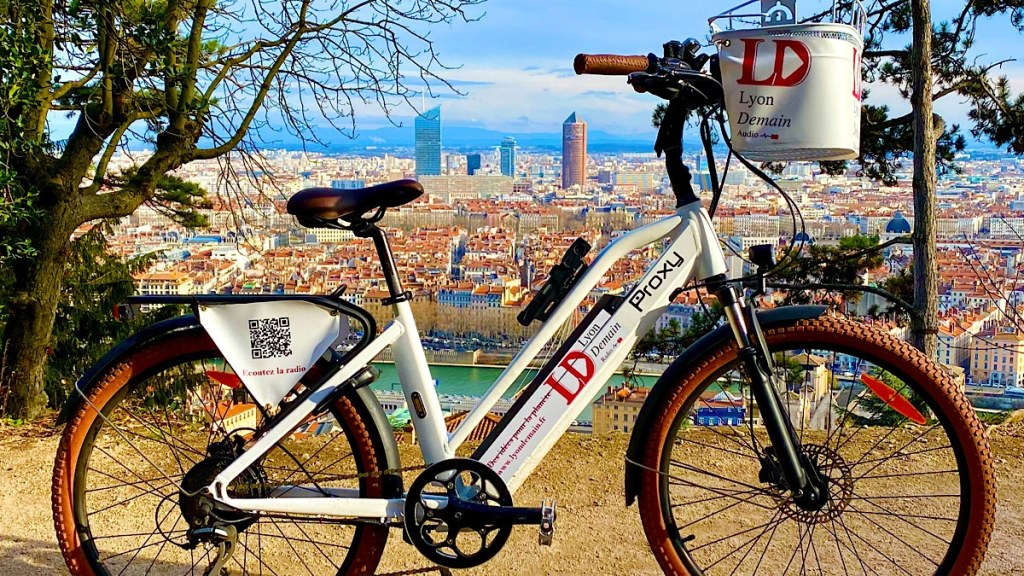 le vélo de fonction se développe à Lyon