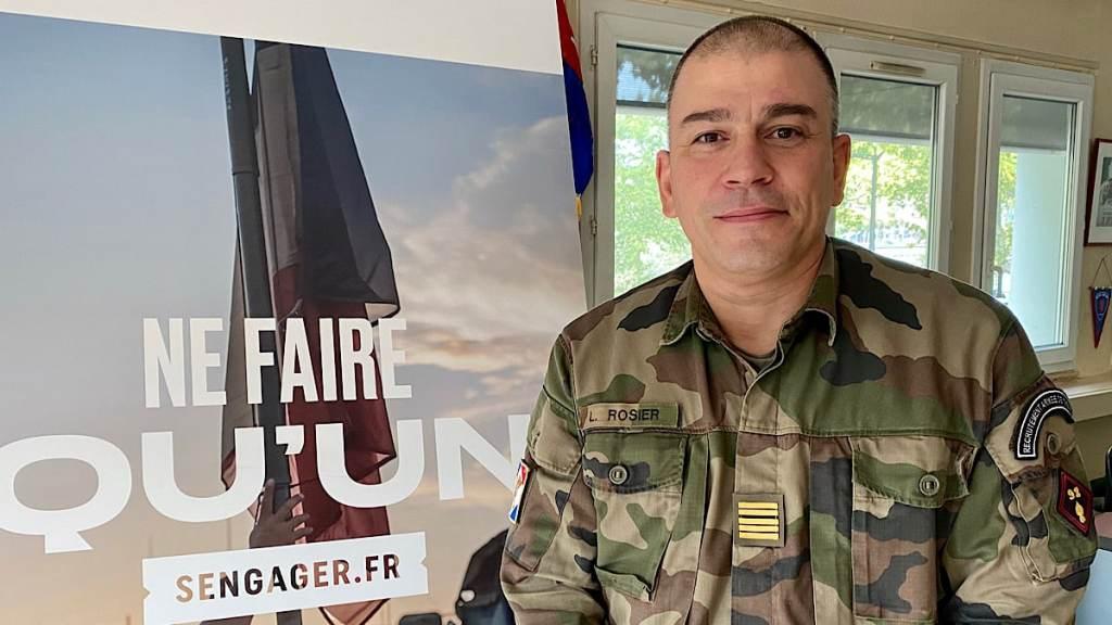L'Armée de terre a débuté sa campagne de recrutement