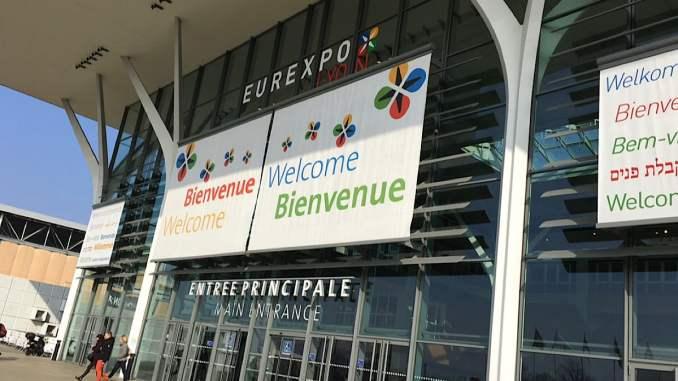 Eurexpo réouverture