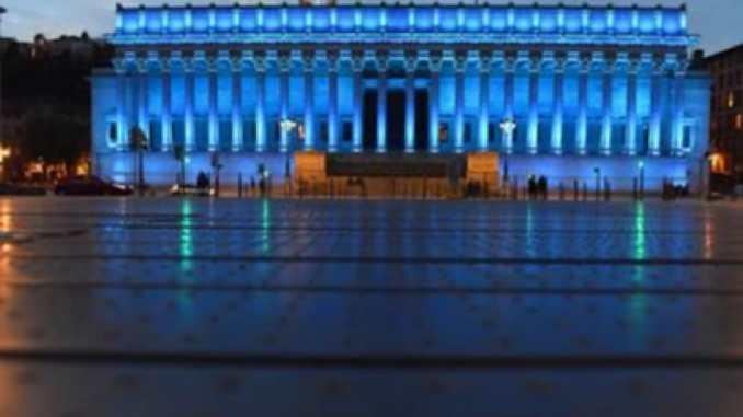Lyon fête les 75 ans de l'ONU