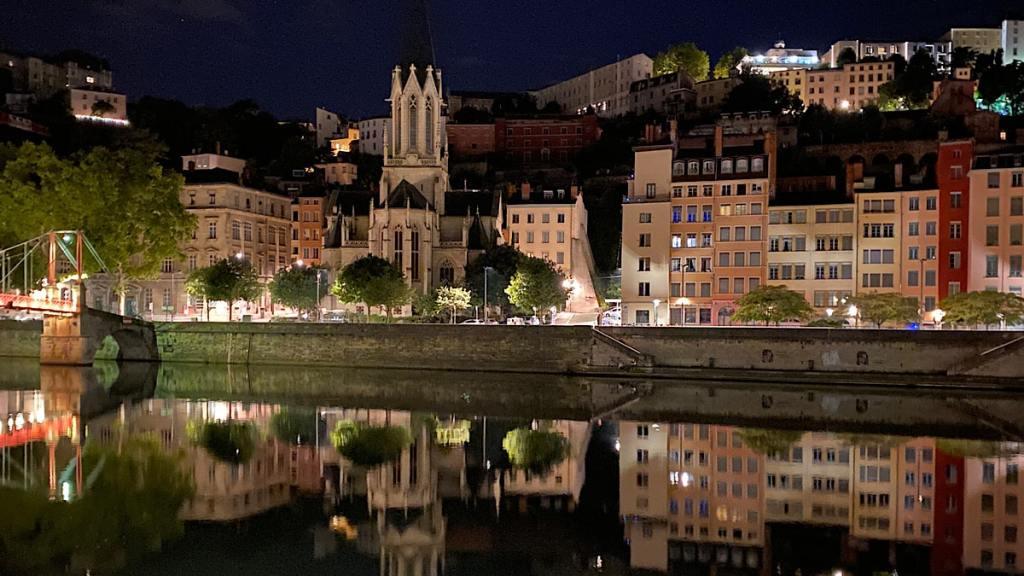 Le couvre-feu à Lyon à partir de ce soir