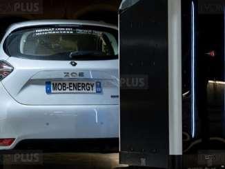 Mob-Energy hébergé au Lab LPA met au point un robot pour optimiser la recharge de voitures électriques