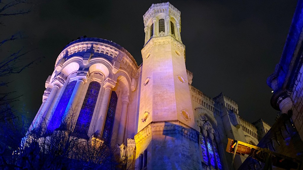 Basilique de Fourvière Lyon