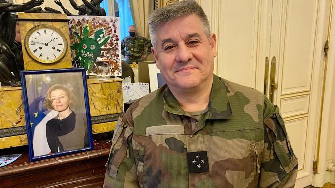 Voeux du Gouverneur Militaire de Lyon pour 2021