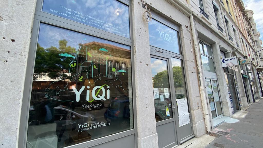 YiQi conciergerie à Lyon 7ème