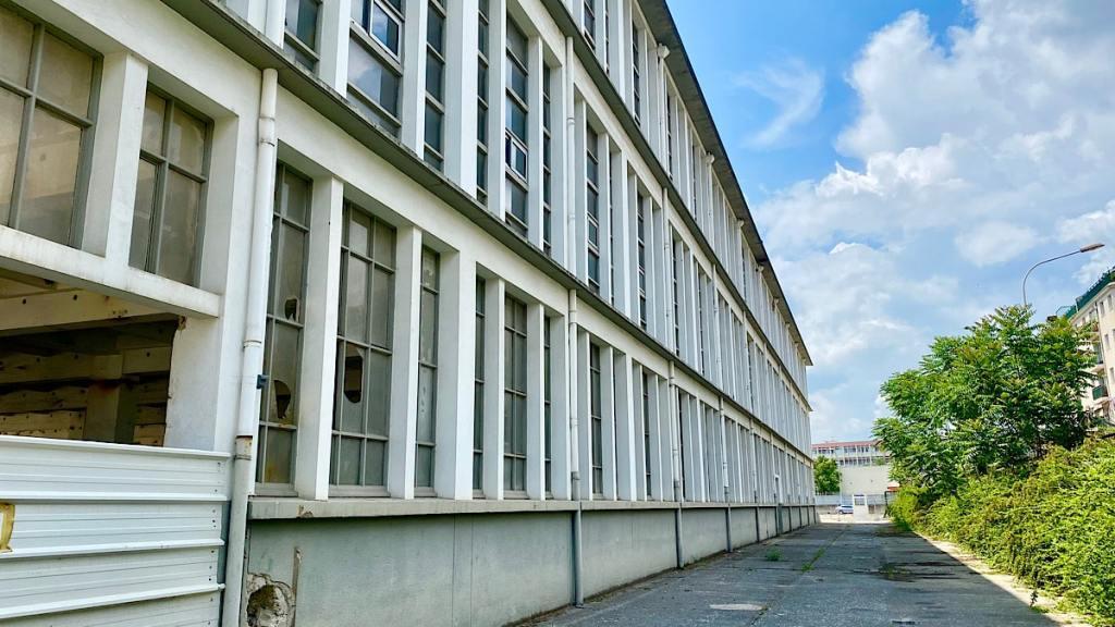 Cité des Halles Gerland - Lyon Demain
