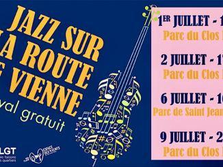 Du jazz dans le 8ème arrondissement cet été