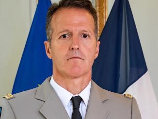 Gilles Darricau est le nouveau gouverneur militaire de Lyon
