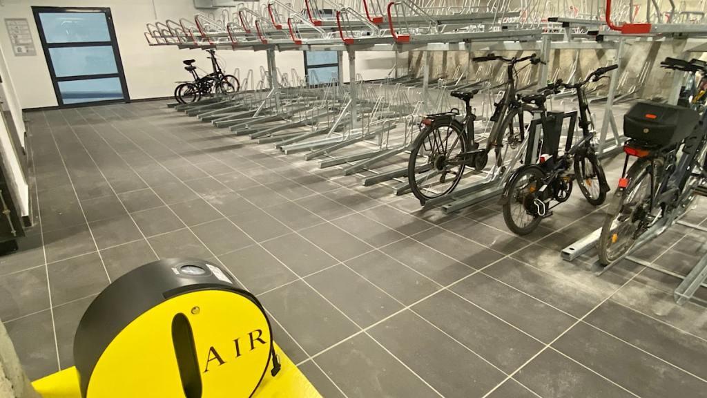 parking Saint-Antoine - Lyon Demain